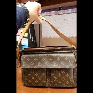 Louis Vuitton Viva Cite purse